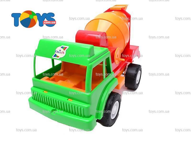 интернет магазин игрушек машина бетономешалка