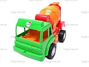 Машина «Бетономешалка», 259
