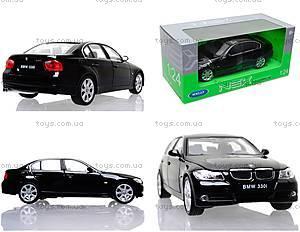 Игрушечная машина BMW 330i, 22465W