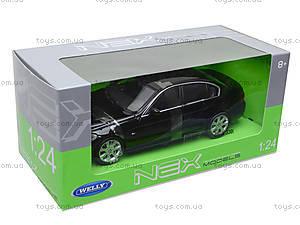 Игрушечная машина BMW 330i, 22465W, игрушки