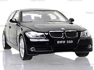 Игрушечная машина BMW 330i, 22465W, toys.com.ua