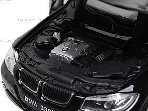 Игрушечная машина BMW 330i, 22465W, toys