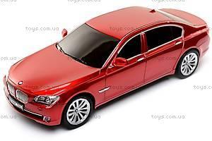 Машина BMW 750, на радиоуправлении, 866-2201B, фото