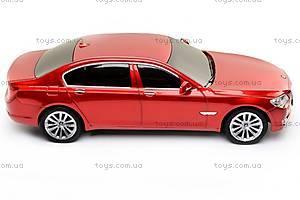 Машина BMW 750, на радиоуправлении, 866-2201B, отзывы