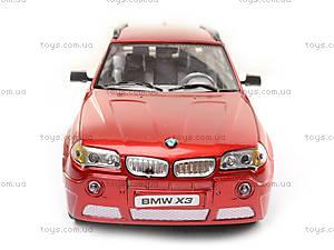 Машина BMW X3, на радиоуправлении, 866-1801B, фото