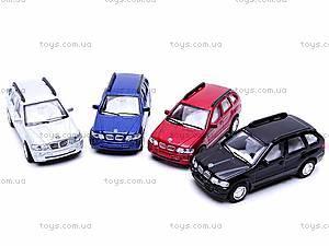 Машина BMW X5 (12шт.), 2536D, отзывы
