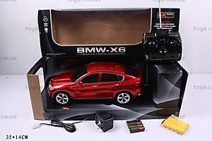 Машина BMW X6, на радиоуправлении, 866-1401B, купить