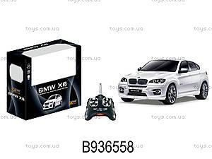 Машина BMW X6, на управлении, 866-2802A