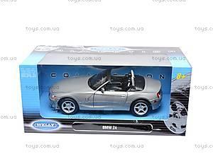 Машина BMW Z4, 22421C-W, отзывы