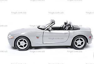 Машина BMW Z4, 22421C-W, игрушки