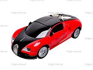 Машина Bugatti, на управлении, 2011, фото