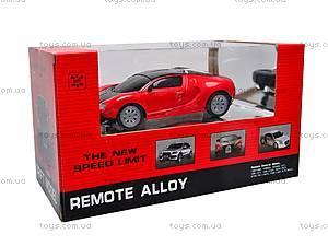 Машина Bugatti, на управлении, 2011, игрушки