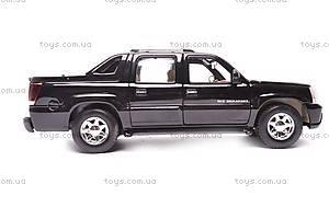 Машина Cadillac Escalade EXT 2001, 22430W, фото