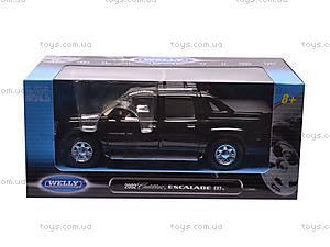 Машина Cadillac Escalade EXT 2001, 22430W, отзывы