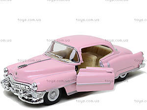 Машина Cadillac series 62 Coupe, KT5339W, toys.com.ua