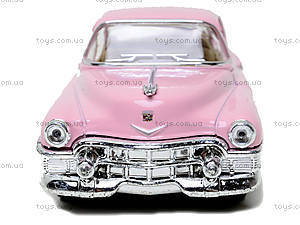 Машина Cadillac series 62 Coupe, KT5339W, toys