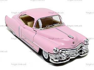 Машина Cadillac series 62 Coupe, KT5339W, іграшки