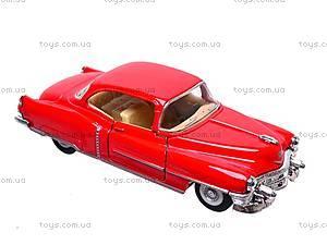 Машина Cadillac series 62 Coupe, KT5339W, купить