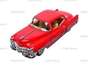 Машина Cadillac series 62 Coupe, KT5339W, отзывы