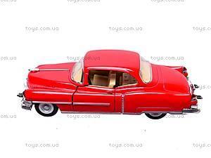 Машина Cadillac series 62 Coupe, KT5339W, игрушки