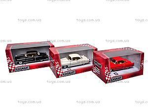 Машина Cadillac series 62 Coupe, KT5339W, магазин игрушек