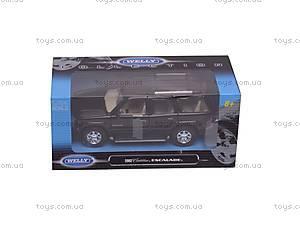 Машина Cadillaс Escalade 2002, 22412W, фото