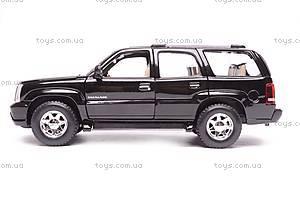Машина Cadillaс Escalade 2002, 22412W, игрушки