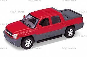 Машина Chevrolet Avalanche 2002, 22094W, купить