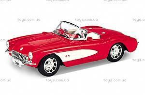 Машина Chevrolet Corvette 1957, 29393W, купить