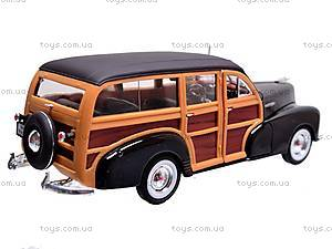 Машина Chevrolet Fleetmaster 1948, 22083 W, игрушки