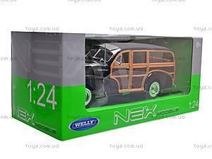 Машина Chevrolet Fleetmaster 1948, 22083 W, магазин игрушек