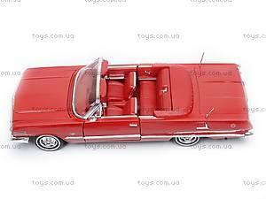 Машина Chevrolet Impala, 22434W, игрушки