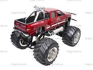 Машина Chevrolet Silverado Extended Cab Sportside Box, 22292W, детские игрушки