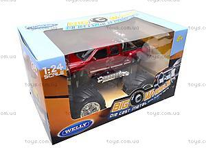 Машина Chevrolet Silverado Extended Cab Sportside Box, 22292W