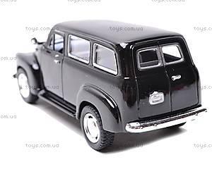 Машина Chevrolet Suburban Carryall 1950, KT5006W, отзывы