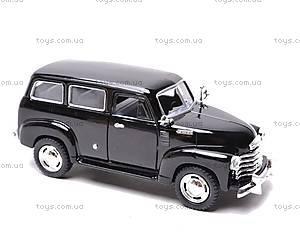 Машина Chevrolet Suburban Carryall 1950, KT5006W, детские игрушки
