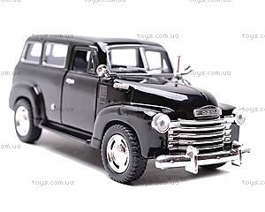 Машина Chevrolet Suburban Carryall 1950, KT5006W