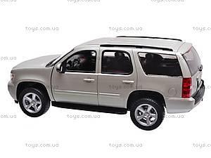 Машина Chevrolet Tahoe 2008, 22509W, игрушки