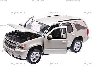 Машина Chevrolet Tahoe 2008, 22509W, детские игрушки