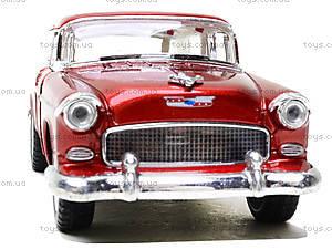 Машина Chevy Nomad 1955, KT5331WF, детские игрушки