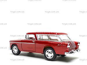Машина Chevy Nomad 1955, KT5331WF, toys