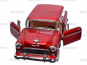 Машина Chevy Nomad 1955, KT5331WF, игрушки