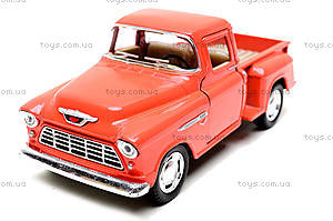 Машина Chevy Stepside Pick-up, KT5330W, детский