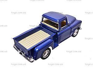 Машина Chevy Stepside Pick-up, KT5330W, отзывы
