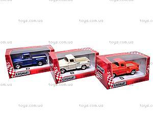 Машина Chevy Stepside Pick-up, KT5330W, магазин игрушек