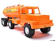 Машина «Цистерна», 306, игрушка