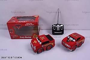 Машина Crazy Racing «Тачки», на управлении, 398-15/16