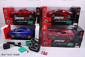 Машина Dancing Car, на управлении, 89-1A/2A/3A/4