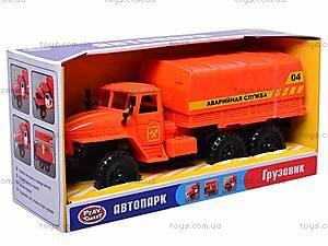 Машина детская «Аварийка», 9464A, отзывы