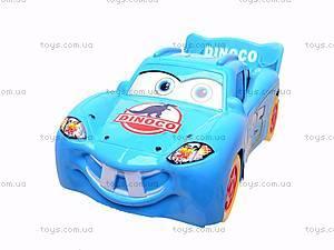 Машина детская игровая «Тачки», 299-1, фото